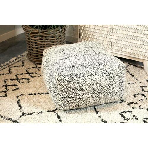 See Details - Floor Pouf