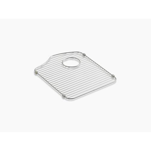 Stainless Steel Right-hand Sink Rack for Octave K-3842 and K-3843