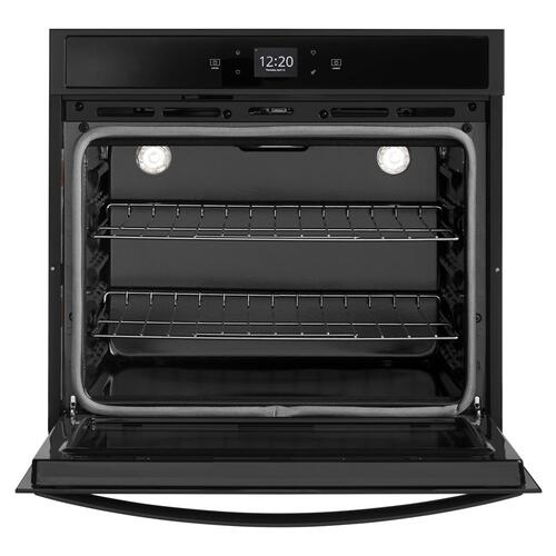 Whirlpool Canada - 5.0 cu. ft. Smart Single Wall Oven with Touchscreen