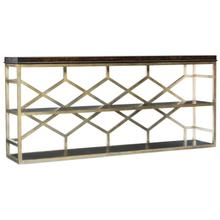See Details - Melange Giles Console Table