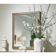 Bluffton Landscape Mirror - 925-43-31 / Raw Silk
