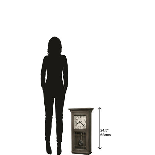 Howard Miller Amos Wall Clock 625669