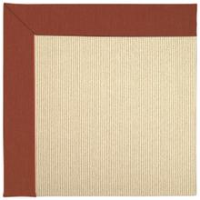 "Creative Concepts-Beach Sisal Canvas Brick - Rectangle - 24"" x 36"""