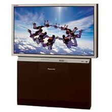 """See Details - 53"""" Diagonal Widescreen Projection HDTV Monitor"""