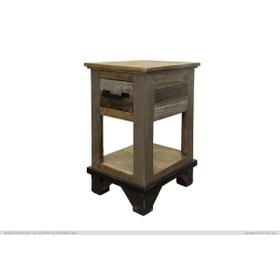 Chair Side Table 1 Drawer