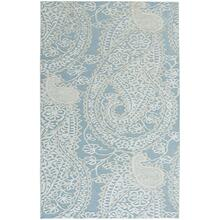 Ashland Aqua Hand Loomed Area Rugs