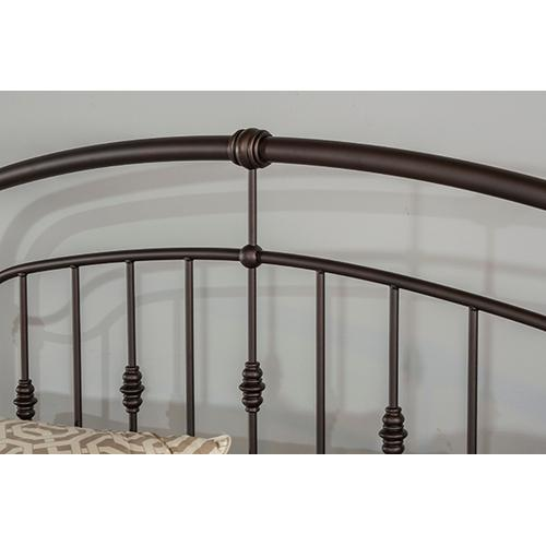 Product Image - Pearson King Headboard, Oiled Bronze
