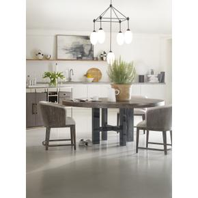 Curata 72in Round Dining Table