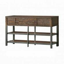 ACME Andria TV Stand - 91623 - Reclaimed Oak