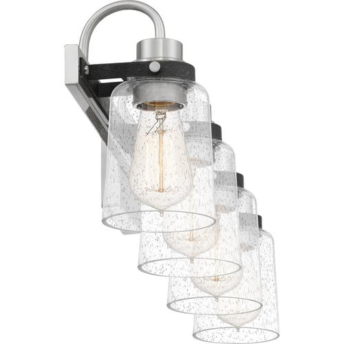 Quoizel - Axel Bath Light in Brushed Nickel