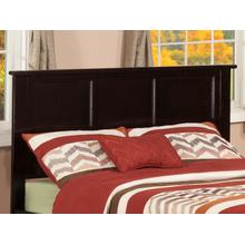 Madison Headboard Full Espresso