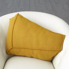 See Details - Rock Pillow-Camel-Right