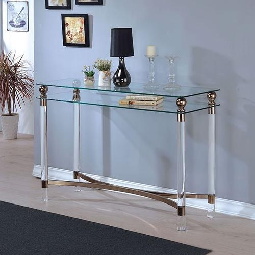 Keely Sofa Table