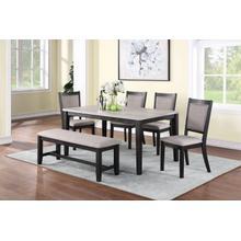 See Details - 6-pcs Dining Set