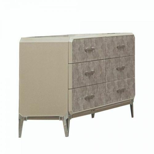 ACME Kordal Dresser - 27205 - Vintage Beige PU