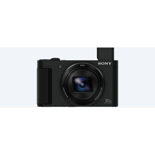 HX90V Compact Camera with 30x optical zoom
