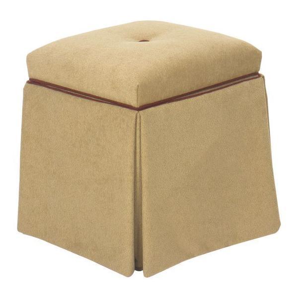 See Details - Linden Storage Ottoman