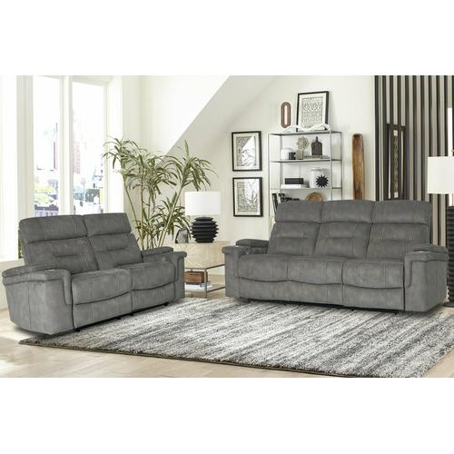 Gallery - DIESEL - COBRA GREY Power Reclining Collection