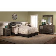 Hawthorne Bed Set - Cal King