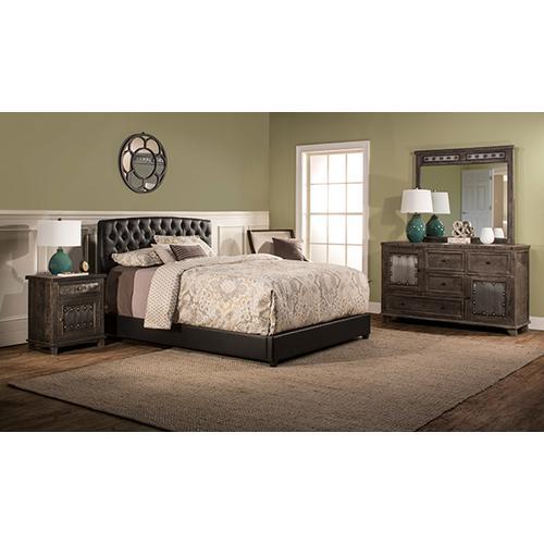 Hawthorne Bed Set - Cal King