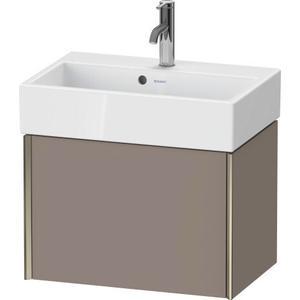 Duravit - Vanity Unit Wall-mounted Compact, Basalt Matte (decor)