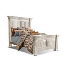 See Details - Marquis White Bed