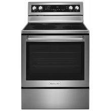 View Product - 30-Inch 5-Element Electric Convection Range - Stainless Steel