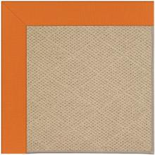 "Creative Concepts-Cane Wicker Canvas Tangerine - Rectangle - 24"" x 36"""