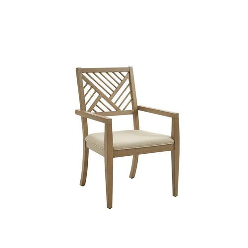 D85562 In By Progressive Furniture In Mooresville Nc Upholstered Dining Arm Chair 2 Ctn Truffle Finish