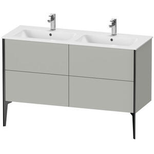 Duravit - Vanity Unit Floorstanding, Concrete Gray Matte (decor)