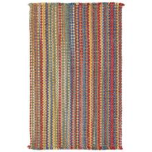 "Hampton Beach Party - Vertical Stripe Rectangle - 24"" x 36"""