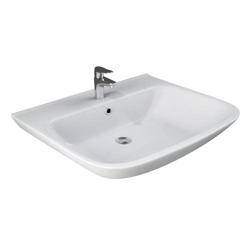 "Eden 650 Wall-Hung Basin - 8"" Widespread"