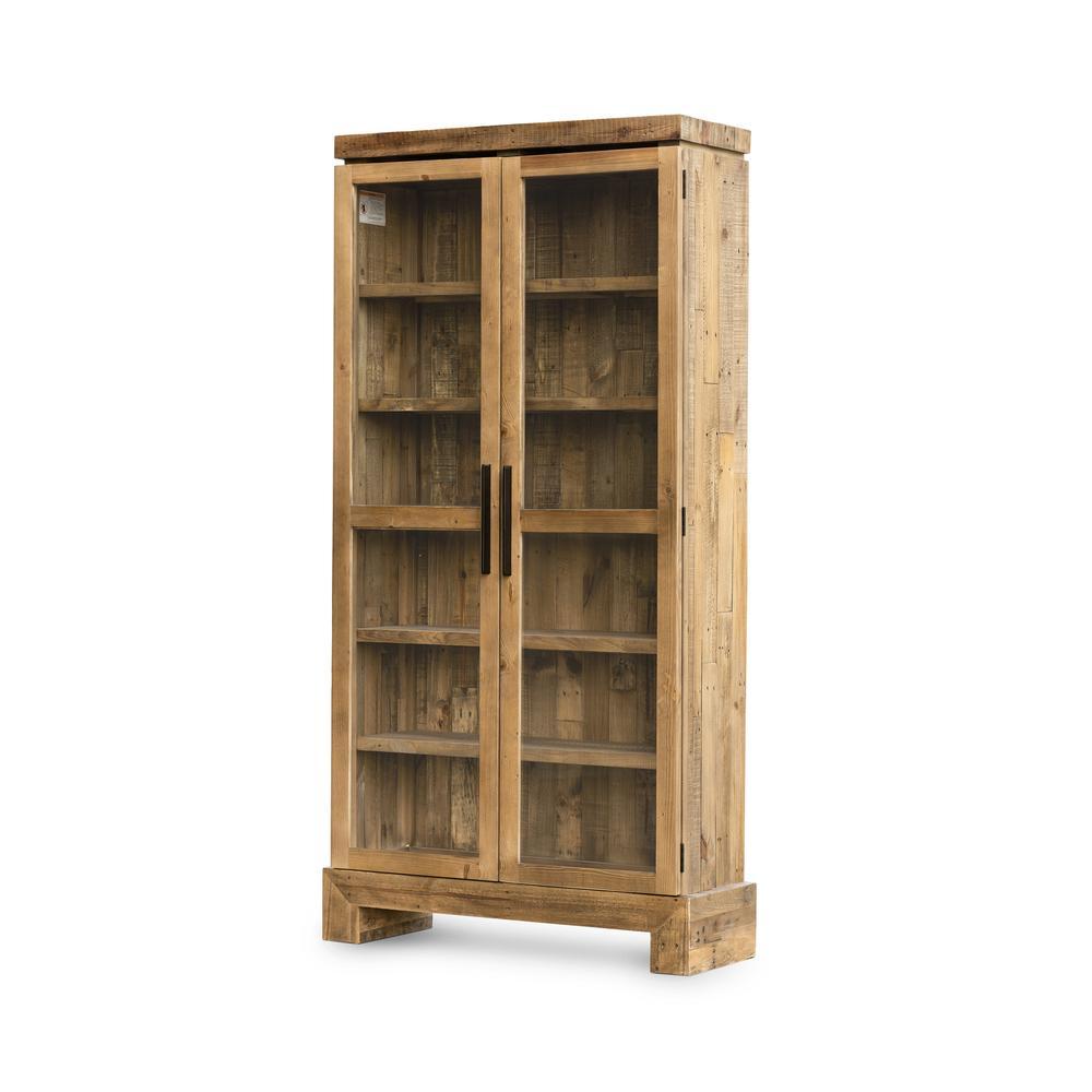 Camino Cabinet-rustic Natural