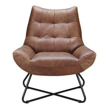 Graduate Lounge Chair Cappuccino