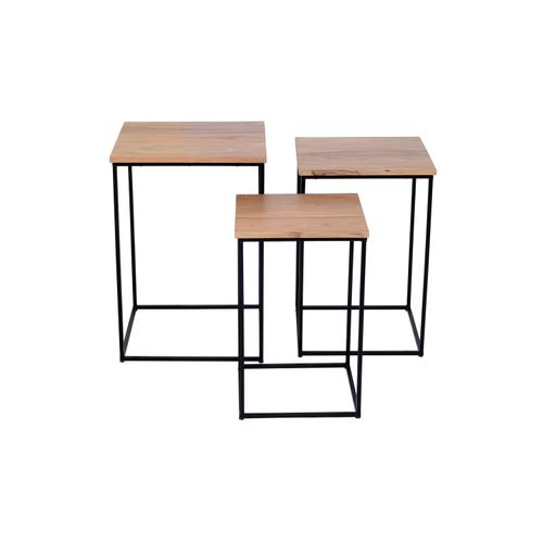 Brody 3pc Nesting Table Set