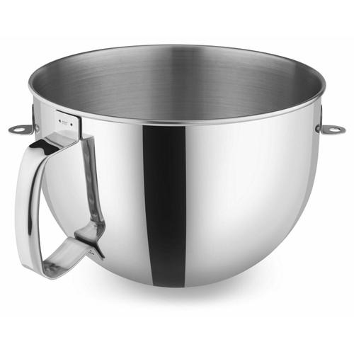 Gallery - 6 Quart Bowl-Lift Polished Stainless Steel Bowl with Comfortable Handle - Other