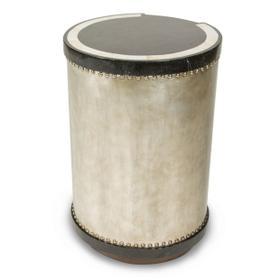 Drum Accent Table