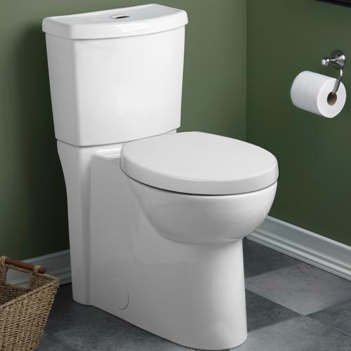 Studio Dual Flush Toilet - 1.1 GPF/1.6 GPF - White