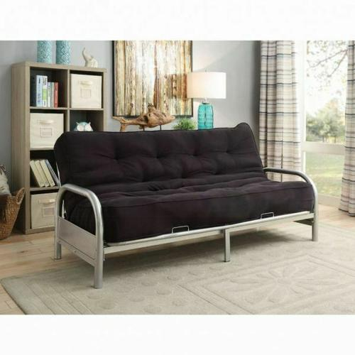 ACME Alfonso Adjustable Sofa Frame - 02172SI - Silver