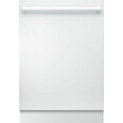 800 Series Dishwasher 24'' White, XXL SHXM78Z52N