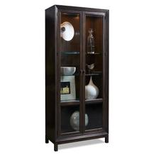 Jason Glass Door Cabinet