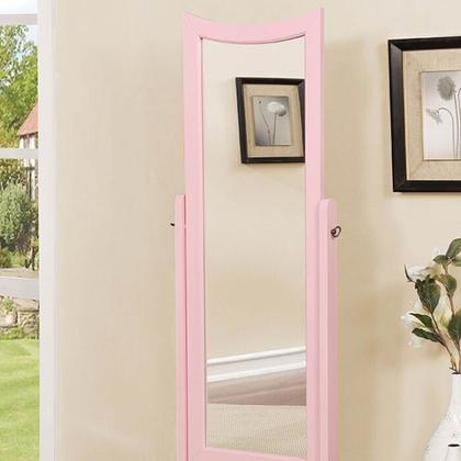 See Details - Benita Standing Mirror