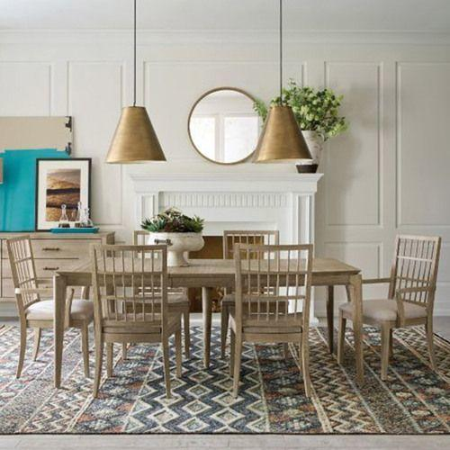 Symmetry Summit Medium Dining Table