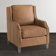 See Details - Henson Leather Accent Chair