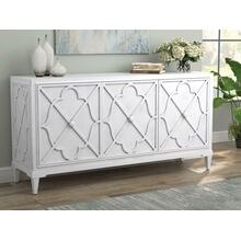 Accent Cabinet Antique White