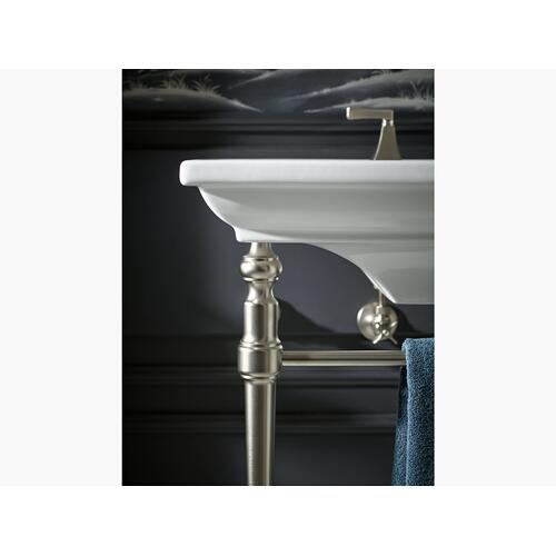 Vibrant Brushed Bronze Console Table Legs for K-2269 Memoirs Sink