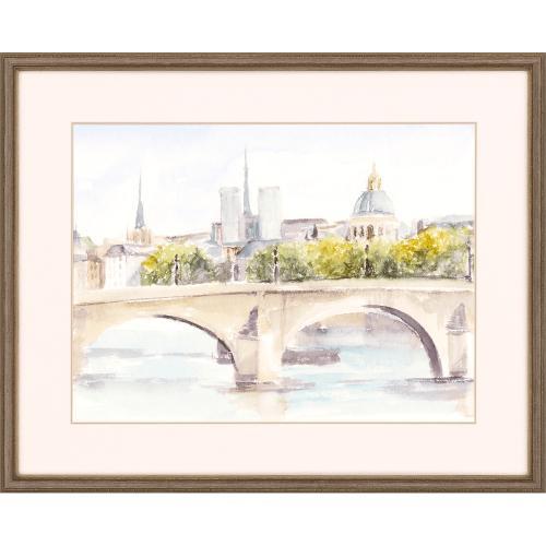 French Bridge Study I