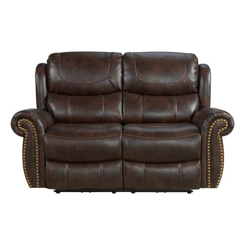 Product Image - Hyde Park Loveseat  Tobacco