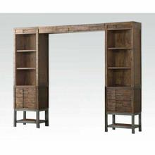 ACME Andria Entertainment Center - 91620 - Reclaimed Oak