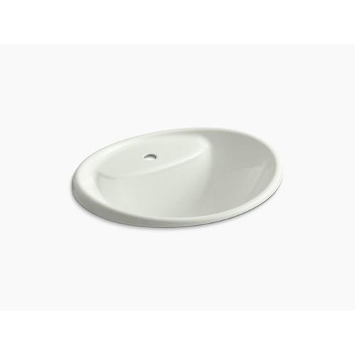 Dune Drop-in Sink With Single Faucet Hole